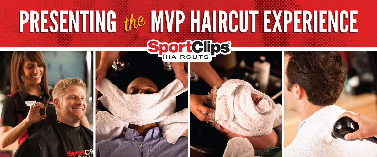 The Sport Clips Haircuts of POMPANO BEACH/LIGHTHOUSE POINT MVP Haircut Experience